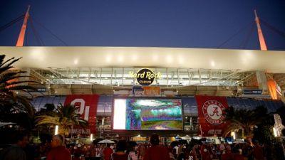 Tennis: adieu Key Biscayne, Miami entre dans l'ère du gigantisme au Hard Rock Stadium