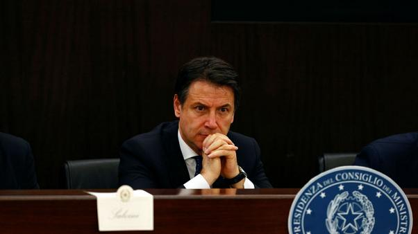Italy PM Conte seeks to reassure EU, U.S. over China deals
