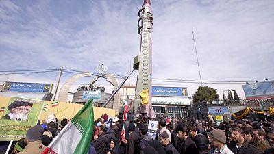 U.S. says Iran missile programme destabilising Middle East