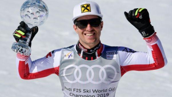 Ski alpin: Hirscher toujours indécis sur son avenir