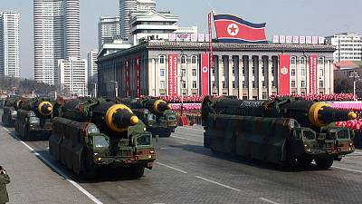 North Korea must abandon nuclear, missile programmes - U.S.