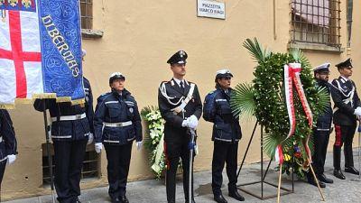 Bologna ricorda Marco Biagi,17 anni dopo
