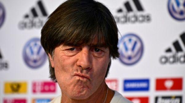 Allemagne: Löw sous pression après l'éviction des stars de la Mannschaft