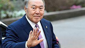 رئيس قازاخستان نور سلطان نزارباييف يعلن استقالته