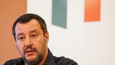 Salvini,arrestare responsabili Mar Jonio