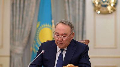 Veteran Kazakh leader Nazarbayev resigns after three decades in power