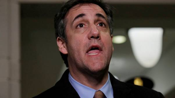 U.S. authorities sought ex-Trump lawyer Cohen emails long before raids