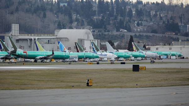 EU to study Boeing software updates before allowing flights to resume