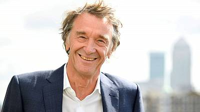 Billionaire Ratcliffe rides to rescue of Team Sky