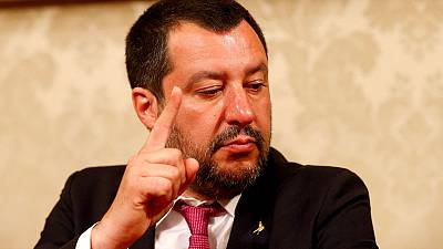 Italy's Salvini in new migrant boat stand-off
