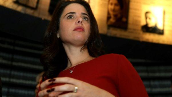 """Israël: un parfum de """"fascisme"""" sur la campagne électorale"""