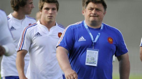 Rugby: plaquage à la taille et interdiction de plaquer à deux testés en France dès septembre