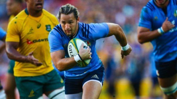 Rugby: l'Italien Campagnaro et le Gallois Baldwin rejoignent les Harlequins