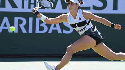 Canadian teen Andreescu keen to ensure injuries don't block her meteoric rise