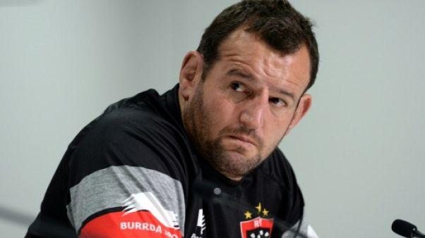 L'ex-rugbyman Hayman traverse le Royaume-Uni à vélo pour la bonne cause et oublier Pau