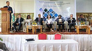 Lancement officiel du Fonds Malgache de Formation Professionnelle, ou tahiry Famatsiam-bola Malagasy ho Fampiofanana ny Mpiasa (FMFP)