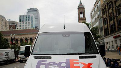 FedEx misses earnings estimates, cuts full-year EPS forecast again