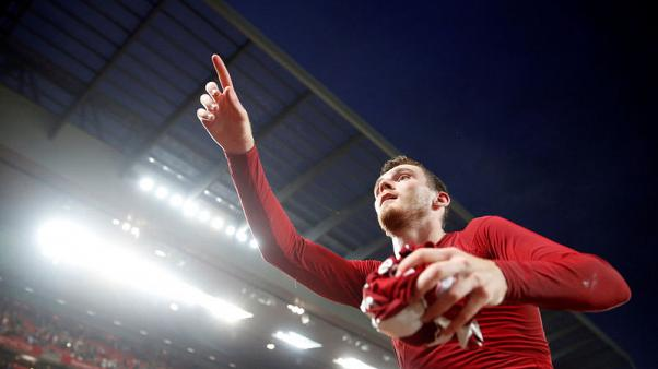 Scotland captain Robertson out of Kazakhstan Euro qualifier