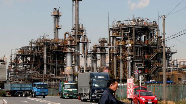 Japan factory mood hits weakest since 2016 as trade rifts bite - Reuters Tankan