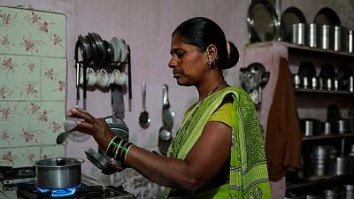 From farms to slums, Indian women on sharp end of jobs crisis