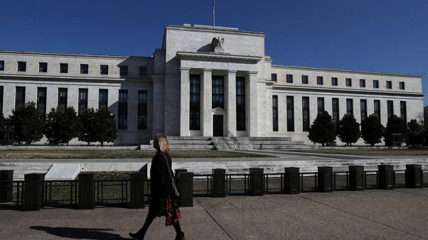 U.S. Fed's balance sheet plan, economic outlook under microscope