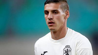 Bulgaria winger Despodov to miss start of Euro qualifiers