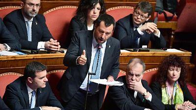 Diciotti: Salvini, grazie a M5s