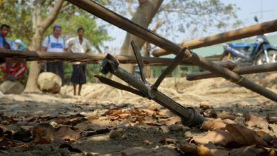 Combats sur un site que la Birmanie espère faire classer à l'Unesco