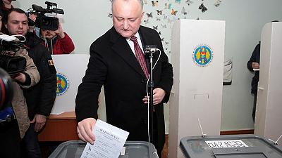 Moldova's president calls for newly elected parliament to meet on March 21