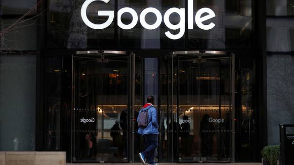 EU regulators fine Google 1.49 billion euros for blocking advertising rivals