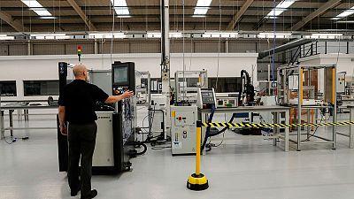 UK factory order growth slows ahead of Brexit - CBI