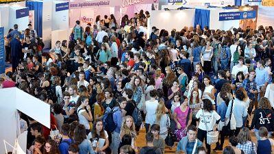 A Milano il Salone dello studente