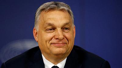 Europe's centre-right suspends Hungary's ruling party