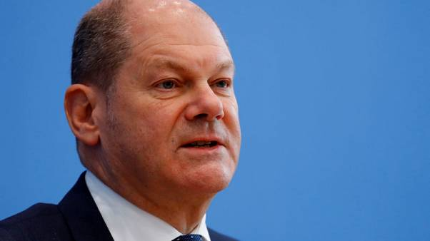 Germany in good position to weather Brexit, trade shocks - Scholz