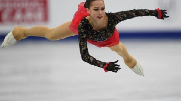 Mondiaux de patinage: Zagitova solidement aux commandes, Kihira déçoit