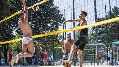 Beach Volley: Mondiali 2021 a Roma
