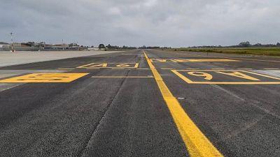 Aeroporto Catania, conclusi lavori pista