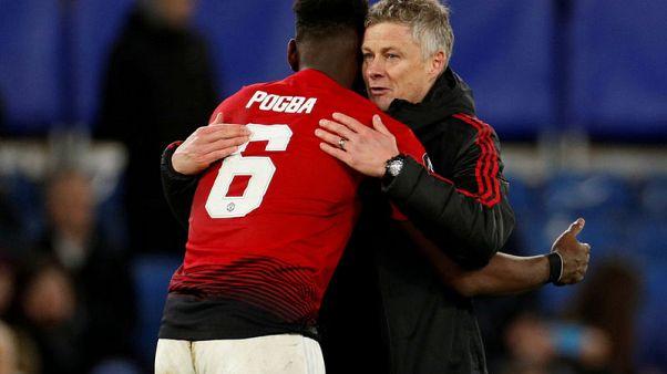 Solskjaer deserves Man Utd job after restoring confidence - Pogba