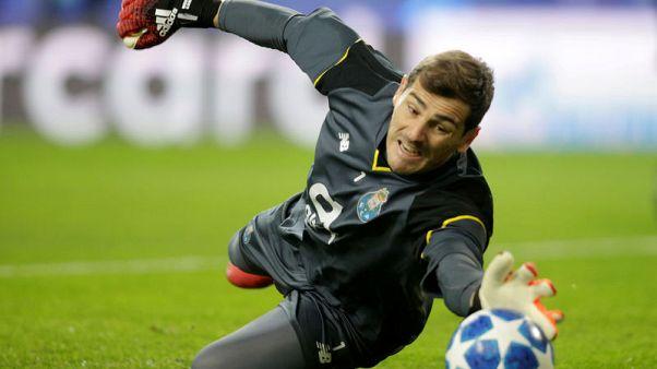 Casillas extends Porto contract, wants to retire at Portuguese club