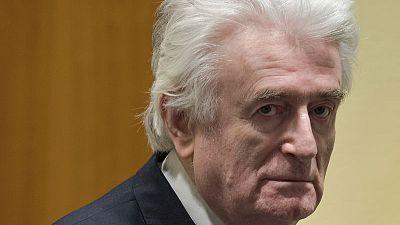 U.N. Court sentences Karadzic to life in prison on appeal