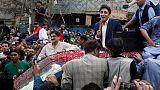 """نجل بينظير بوتو يتهم الحكومة الباكستانية بتبني """"سياسة الانتقام"""""""