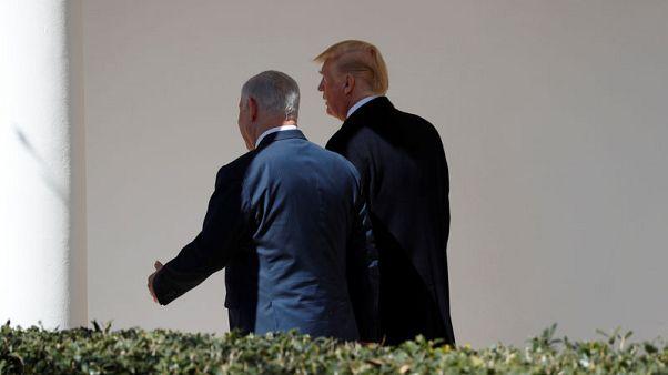 Trump to host Israel's Netanyahu March 25-26 -White House