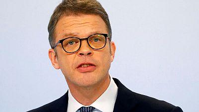 Head down, eyes on the prize: Deutsche's realist CEO