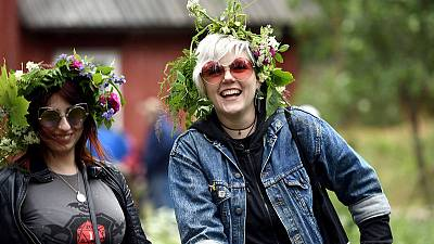 Finland tops world's happiest countries list again - U.N. report