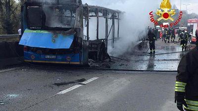 Terrore bus: Viminale, via cittadinanza
