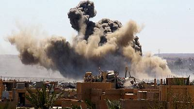 Despite Washington talks, France still unclear over U.S. Syria plans - Le Drian