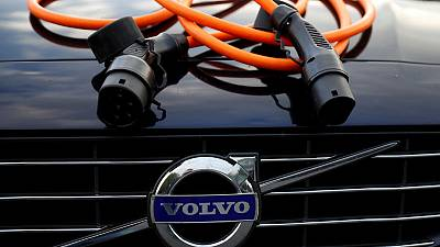 Volvo expects electric car margins to match conventional vehicles by 2025