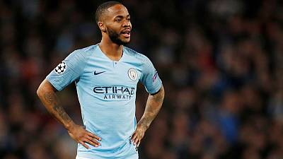 Man City's Sterling treated differently by British media, says Pogba