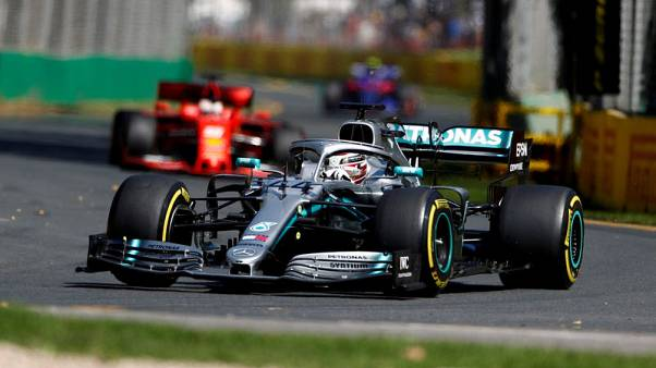 Mercedes strategist hails Hamilton for finishing in Australia
