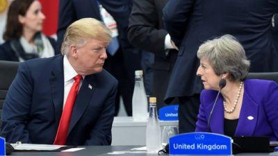 Avec ses critiques des Européens, Trump fait fi des conventions diplomatiques